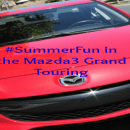 Summer Fun in the 2013 Mazda3 Grand Touring