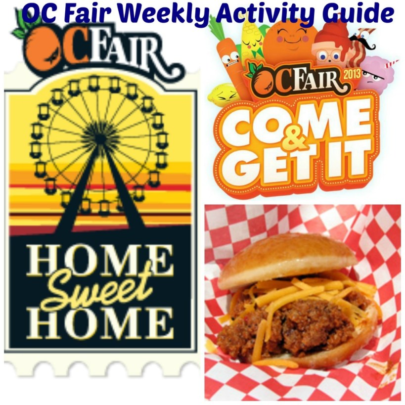 OC Fair Weekly Activity Guide