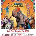 Save on Tickets to the Circus