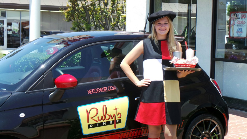 Ruby's Diner Introduces New Uniforms and Next Gen Themed Restaurants