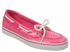 Sperry Biscayne for back to school for girls