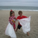 Bring Your Kids to the 29th Annual California Coastal Cleanup Day