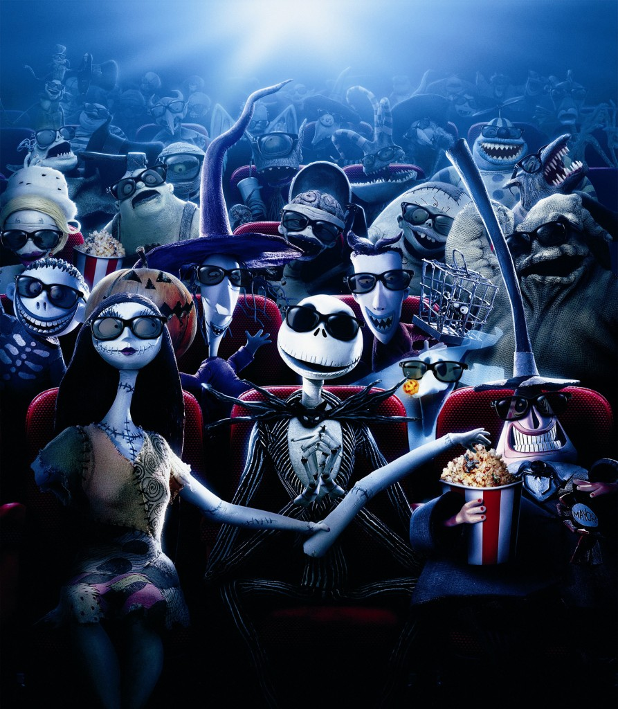 The Nightmare Before Christmas at the El Capitan Theater