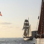 The Tall Ships Are Sailing into Orange County this Weekend