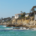 Victoria Beach in Laguna Beach