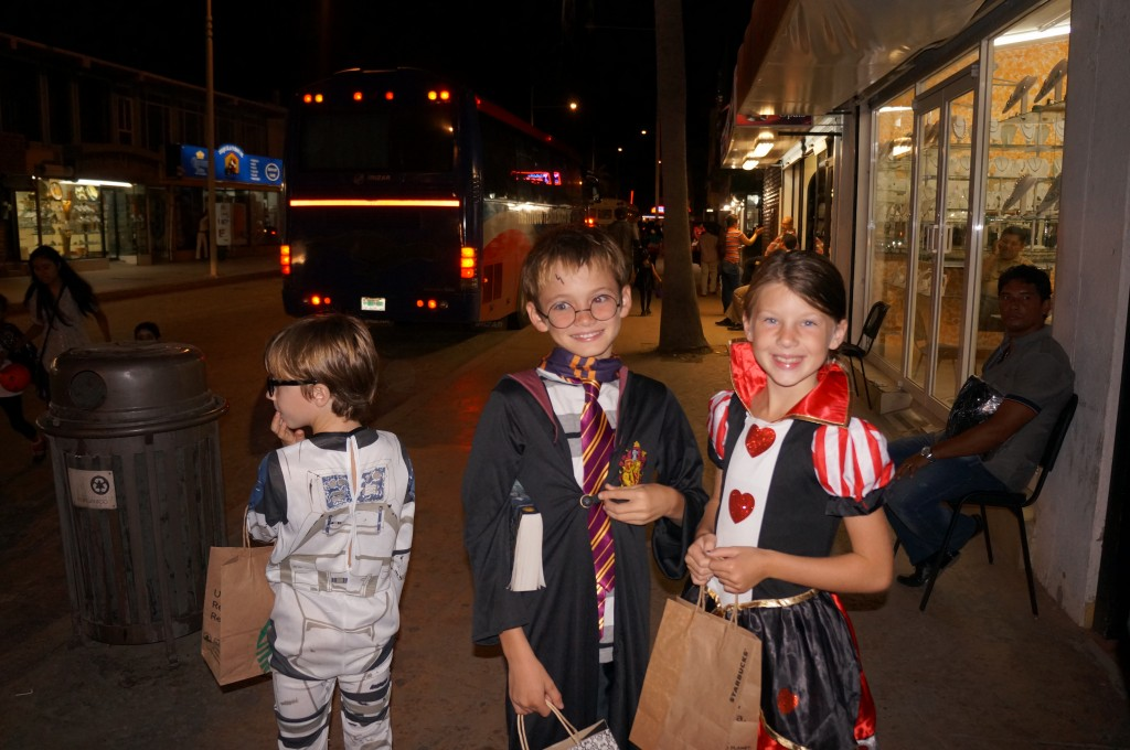 Trick-or-treat-Mexico