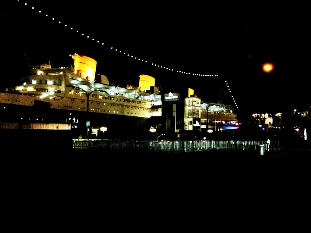 The Dark Harbor at The Queen Mary
