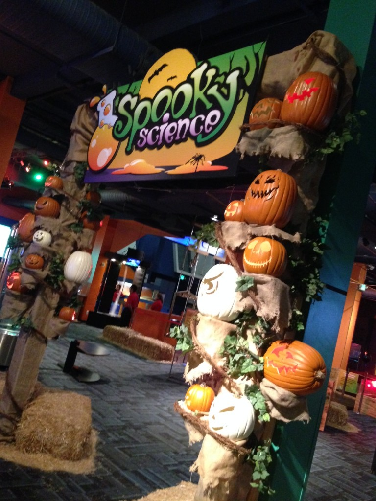 Spooky Science Activities for Kids at Discovery Science Center