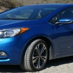 Family Fun Compact Sedan: The Kia Forte