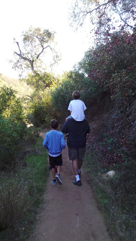 Hiking-in-Laguna-Beach
