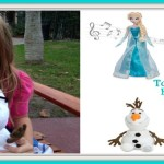 Top Five Disney Frozen Holiday Toys
