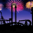 Ring in the New Year at Knott's Berry Farm (Giveaway)