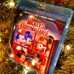 Creating Christmas Eve Memories with Mickey's Christmas Carol