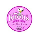 Knott's Berry Farm For The Cure (Giveaway)