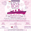 The Queen Mary will Transform into The Love Boat for Valentine's Day