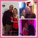Celebrating Valentine's Day on the Queen Mary