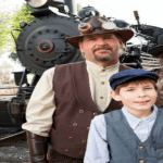 Family Steampunk Carnivale (Giveaway)