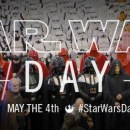 """May the 4th Be With You"" Star Wars Day"