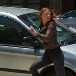 Scarlett Johansson on Being a Role Model for Young Girls in Captain America