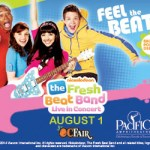 The Fresh Beat Band Comes to the OC Fair (Giveaway)