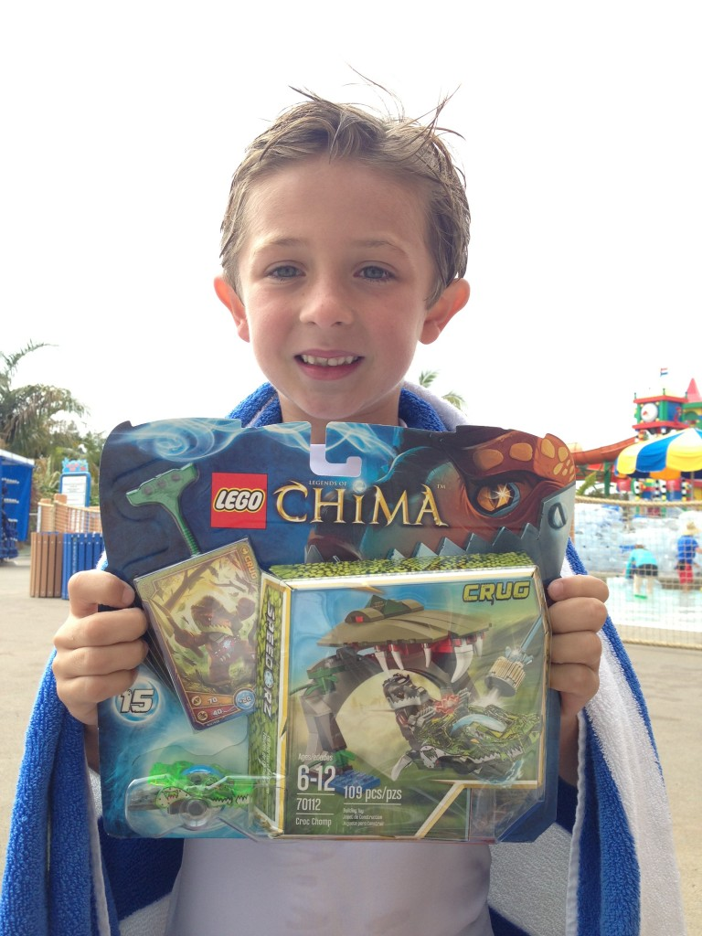 Griffin loves Chima
