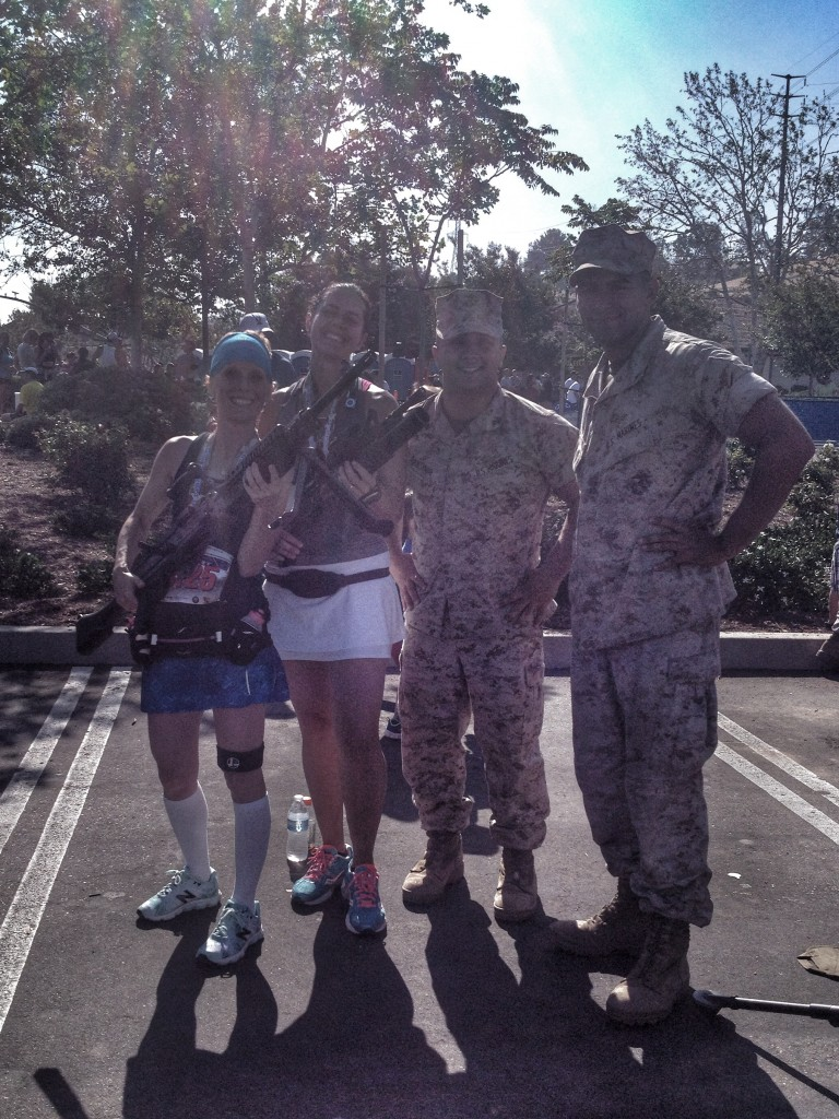 Girls, Guns, & the US Marines - OORAH!