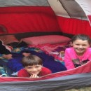 Five Tips for Planning an Ultimate Backyard Campout