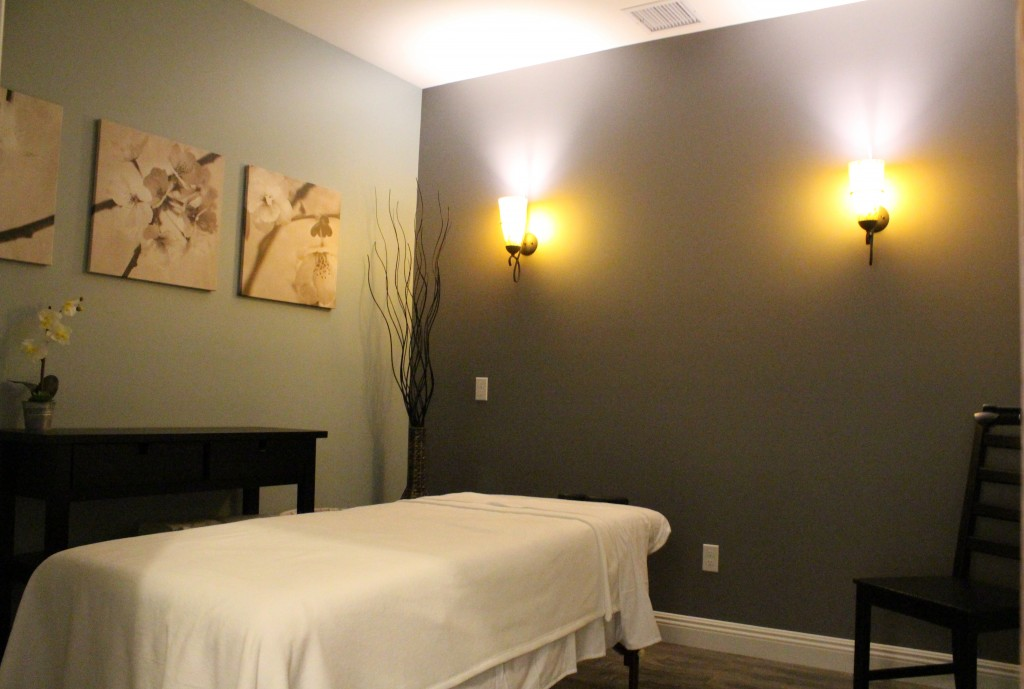 Inspire Massage Room