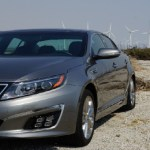 Road Tripping with the 2014 Kia Optima SX LTD