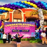 Design a Title to be Displayed in Downtown Disney