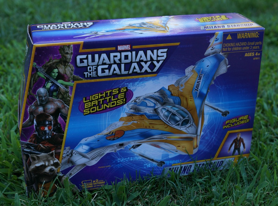 Guardians of the Galaxy Toys 5