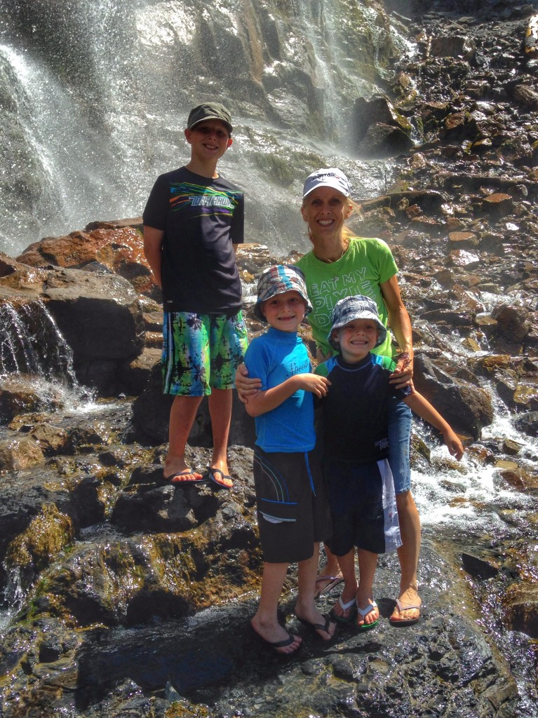 What to expect when visiting Bridal Vail Falls