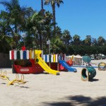 Newport Dunes Beach Playground