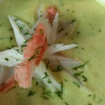 Beat the Heat with Chilled Summer Squash Yogurt Dill Soup Recipe