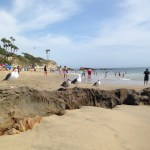 Picnic Beach in Laguna Beach