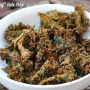 """Spicy """"Cheesy"""" Kale Chips Recipe"""