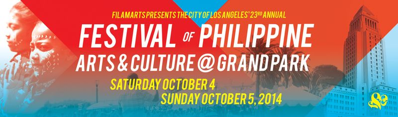 23rd Annual Festival of Philippine Arts and Culture