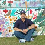 Wyland Gives Hands-on Art Demonstration Tomorrow at Aquarium of the Pacific