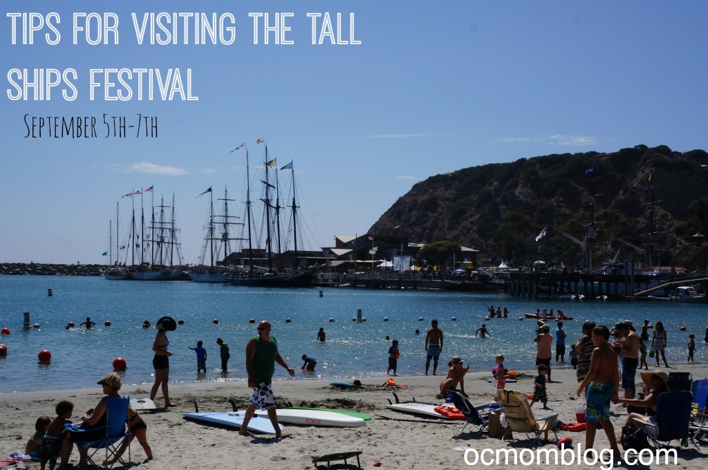 Tips for visiting the Tall Ships Festival