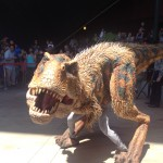 Walking with Dinosaurs Invade the Discovery Science Center