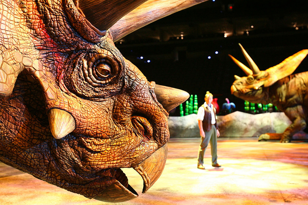 Win Tickets to Walking with Dinosaurs at the Honda Center | OC Mom