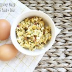 Kid-Friendly Paleo Pesto and Bacon Eggs Recipe