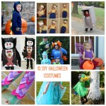 10 Last Minute DIY Halloween Costumes