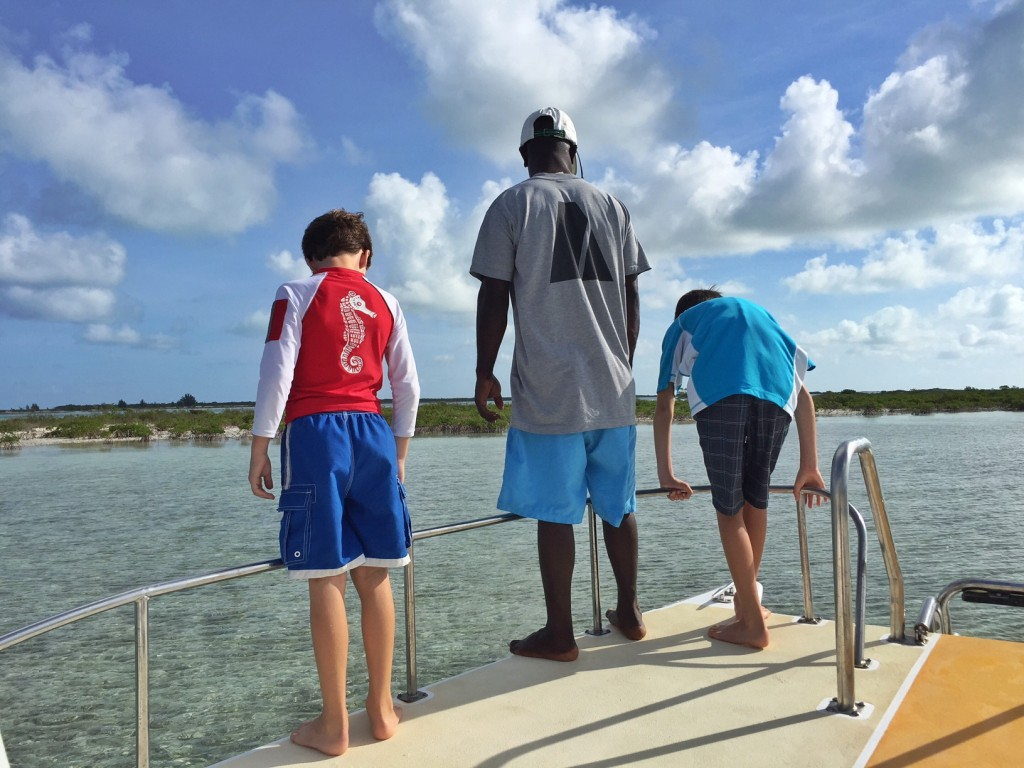 Caicos Dream Tour Private Charter 12