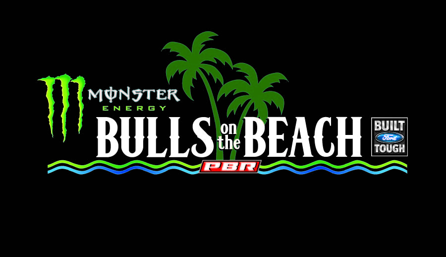 LOGO - BULLS ON THE BEACH 2014