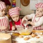 Halloween Cooking with Kids!