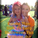 Tips for Keeping the 'Scary' Safe at Halloween
