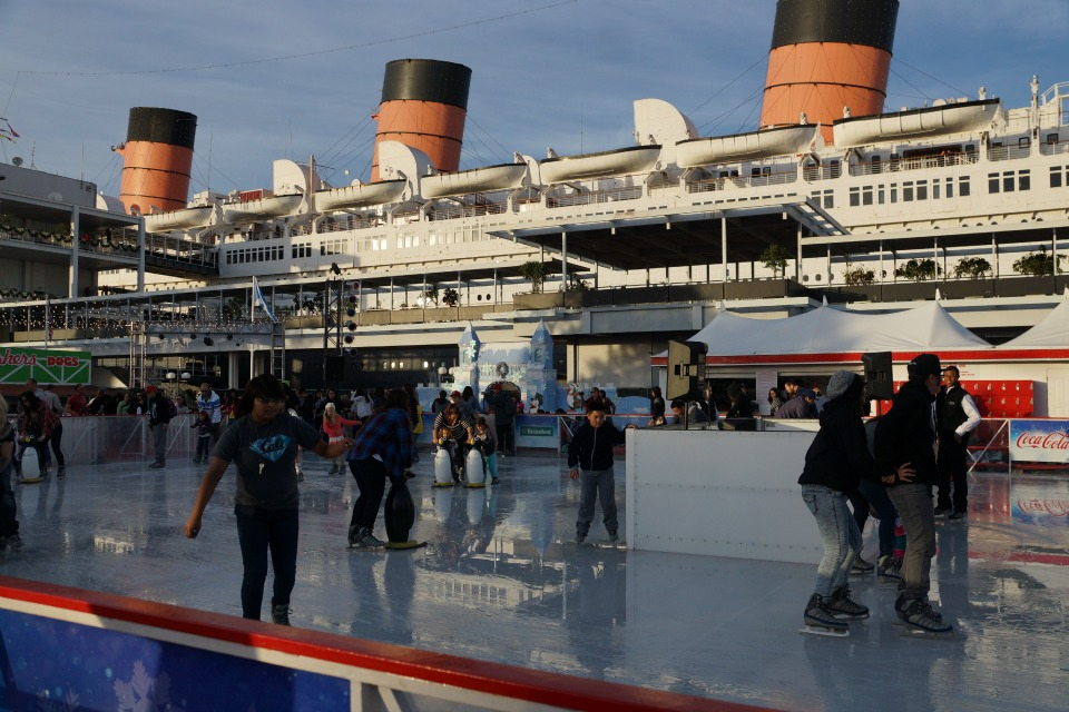 Queen Mary Chill 6