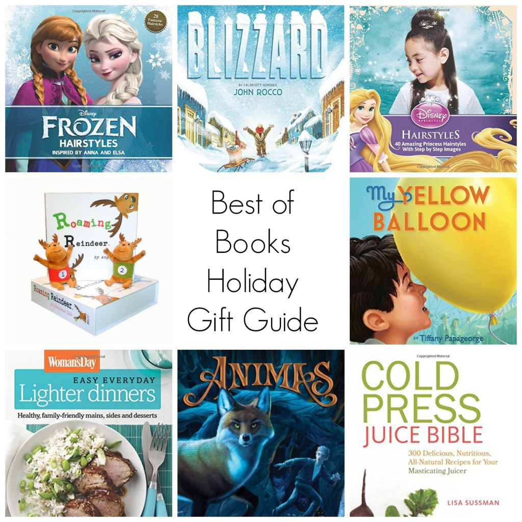 best of Books Holiday Gift Guide