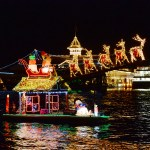 """""""Deck the Hulls with Bows of Jolly"""" Newport Beach Christmas Boat Parade will Dazzle!"""